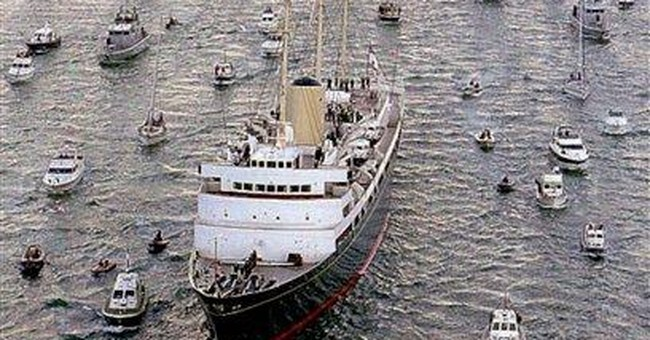 UK: No public funding for new royal yacht