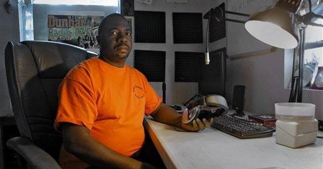 Airwaves clear slightly for community radio