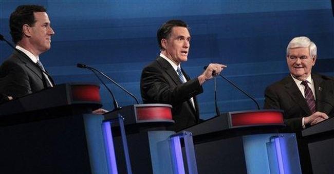 Romney: Scrap campaign finance laws
