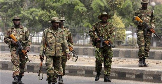 Nigeria fuel strike ends with soldiers in streets