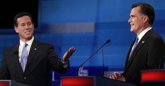 Santorum on defense over votes in Congress