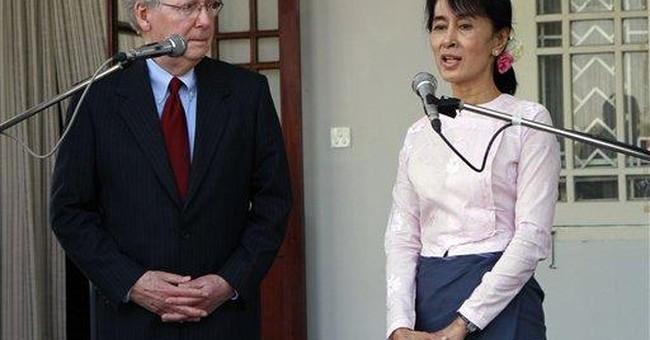 US senator praise Myanmar reforms, calls for more