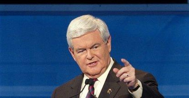 Gingrich says he's best bet in GOP to beat Obama
