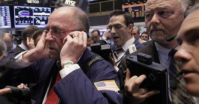 Stock market posts best week of 2012