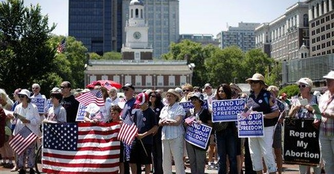 Nationwide rallies target birth control measure