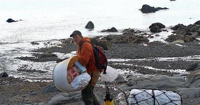 5 pieces of tsunami debris found so far