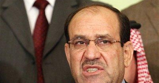 Critics say politics tainting trial of Iraqi VP