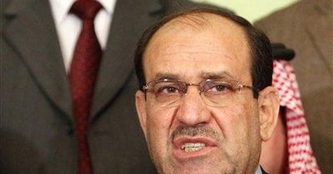 Critics say politics tainting trial of Iraqi VP