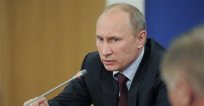 Putin: Russia easier on protests than West Europe