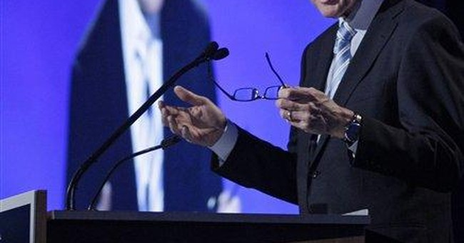 GOP once tried to bury Clinton, now it praises him
