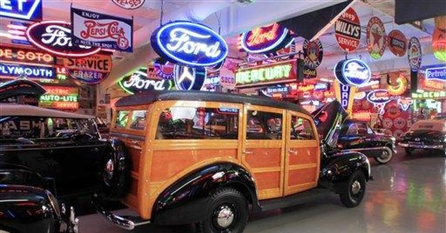 Ford lovers, unite: Big classic car auction in NH