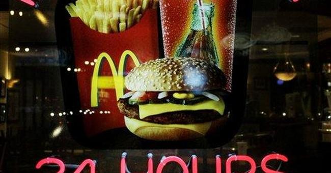 McDonald's warns of global economy's impact on 2Q