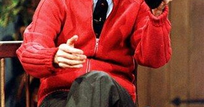 Video mashup honors Mister Rogers, imagination