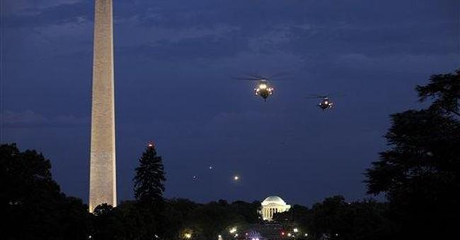 THE RACE: Obama: Economy sound but GOP undermining