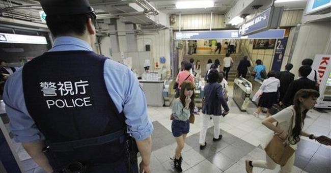 Japan hunts last fugitive in '95 subway gas attack