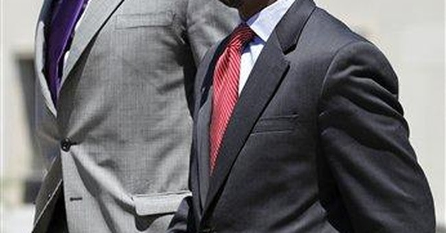 Ex-DC Council chairman pleads guilty to 2 charges
