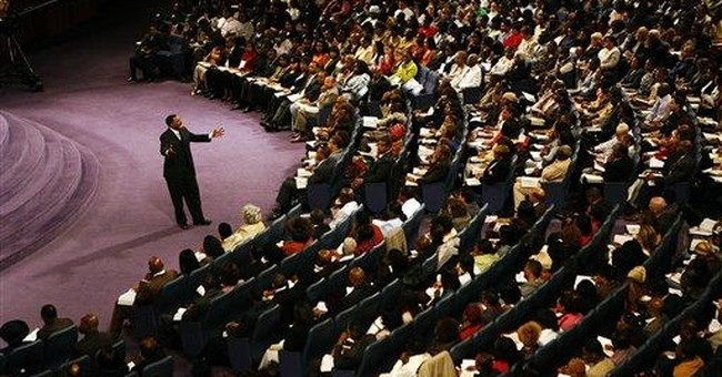 Pastor Creflo Dollar denies attacking daughter