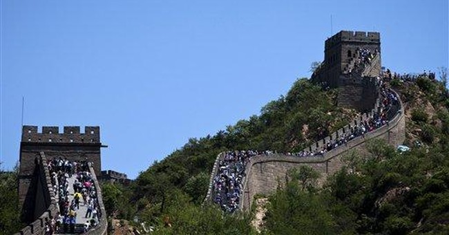 Beijing to share more of Great Wall with tourists