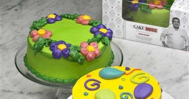'Cake Boss' to sell his creations in US stores