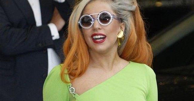Lady Gaga struck by pole during New Zealand show