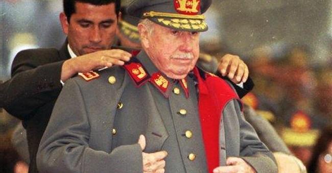 Pinochet homage heats up bitter debate over legacy