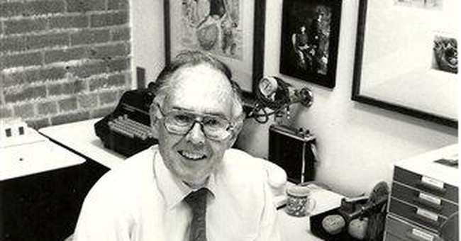 Noted medical illustrator Gerald Hodge dies at 91