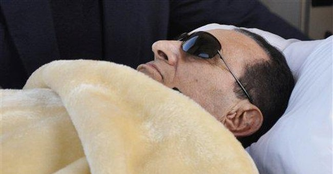 Official: Egypt's Mubarak in critical condition