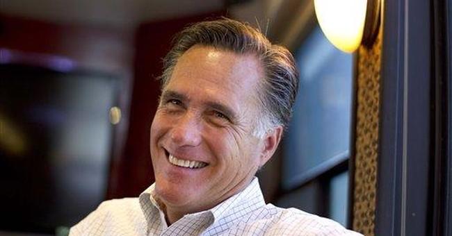 GOP mood toward Romney's fall prospects brightens