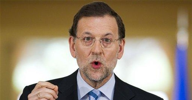 Spain's Rajoy at center of bank bailout firestorm