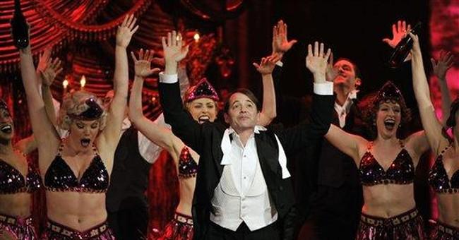 List of winners for 2012 Tony Awards