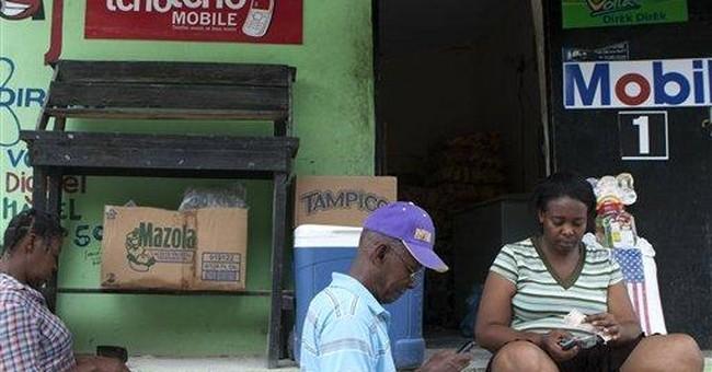 Mobile money plan stumbles at start in Haiti