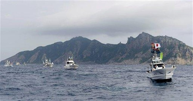 Lawmakers push Japan to get tough on isle dispute