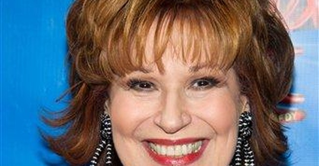 Joy Behar joining Current TV with a new talk show