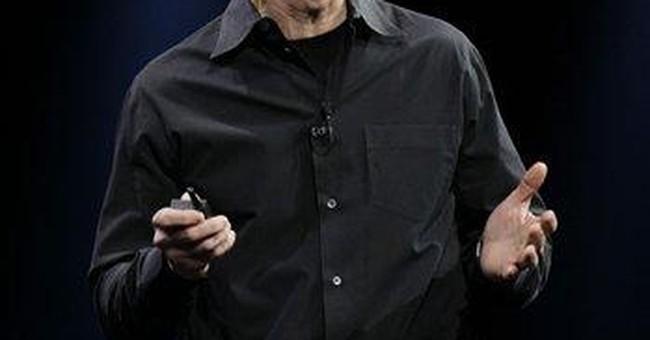 APPLE LIVE: Map app, Facebook integration at Apple