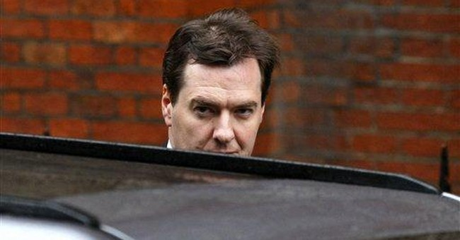 UK government to announce bank reforms