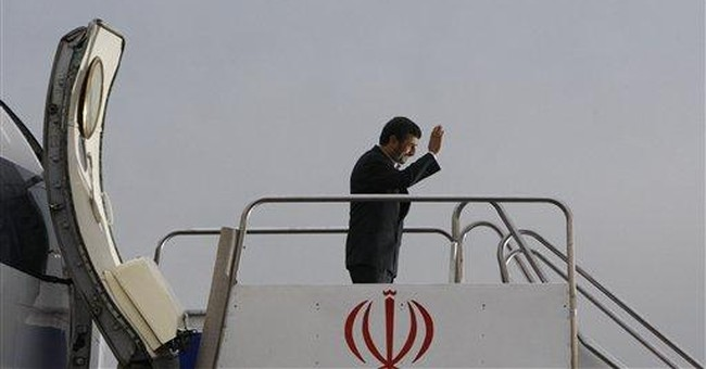 Iran's Ahmadinejad wounded but wily in final year
