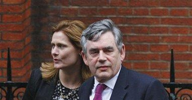 Ex-UK PM Brown: Murdoch lied under oath to inquiry