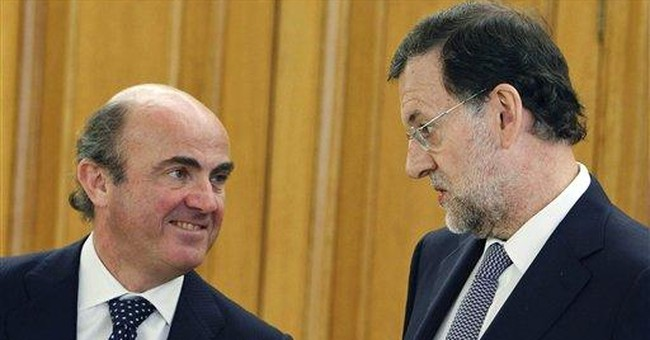 Spain crisis deepens as borrowing rates soar