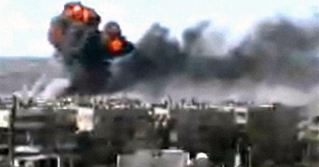"Al-Qaida No. 2 called for ""violent jihad"" in Syria"