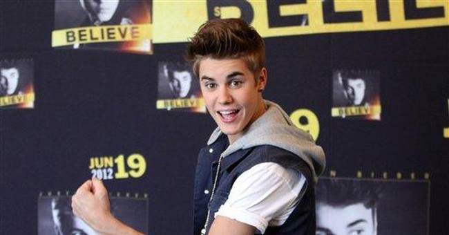 """Experiencing """"Bieber Mania,"""" through my daughters"""