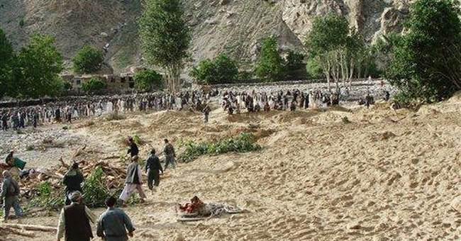 Up to 100 feared dead in Afghan earthquake