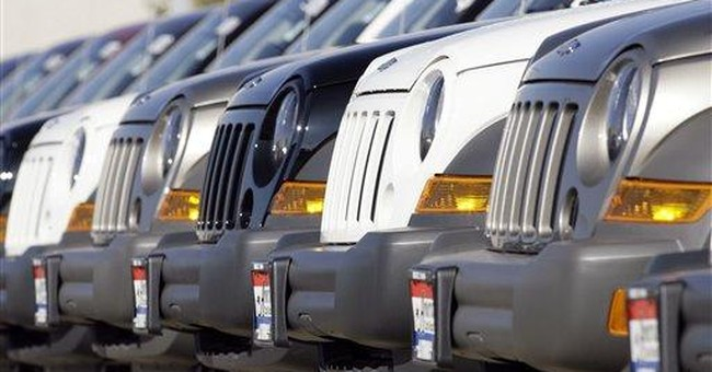 Chrysler adds 2 model years to Jeep Liberty recall