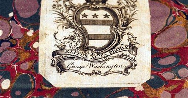 George Washington's constitution to be auctioned