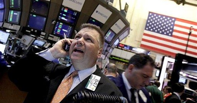 Hope for Fed help powers US stocks to big gain