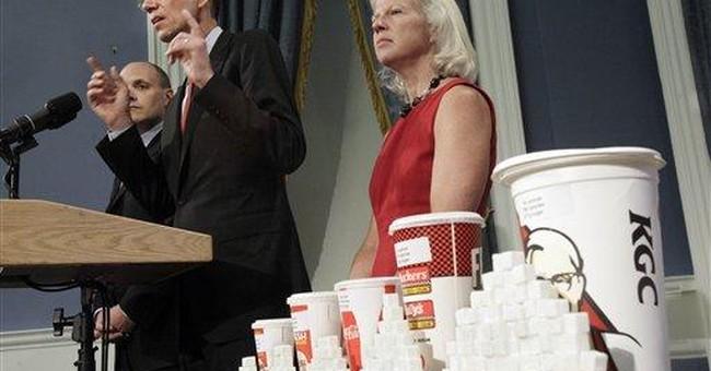NYC health board likes big drink ban proposal