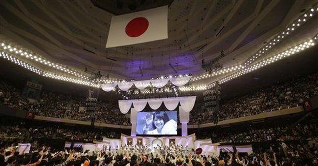 Japan's music sensation: a band chosen by its fans