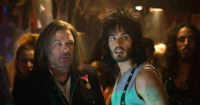Review: `Rock of Ages' revels in big-haired kitsch