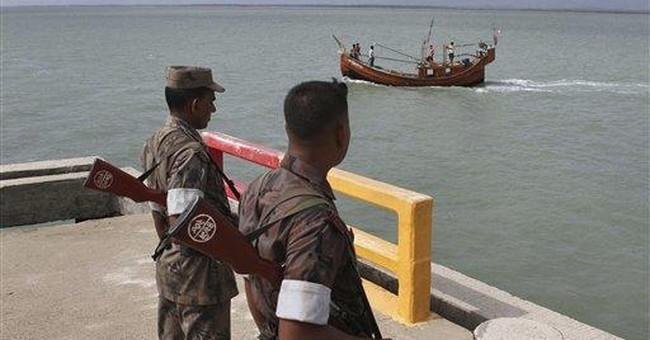 Rights group urges Bangladesh to keep border open