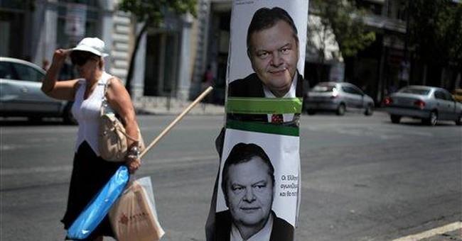 Greek radical leftist insists on canceling bailout