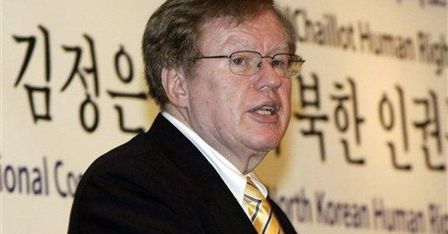 US envoy: North Korean isolation hides suffering